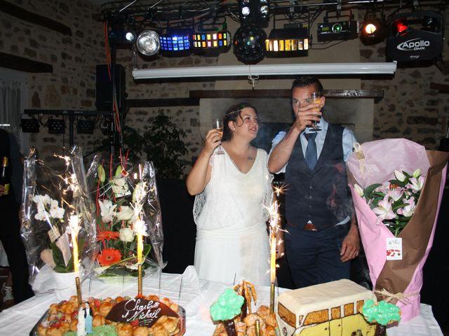 Le mariage de Mickaël et Charlotte à Tennie, Sarthe 59