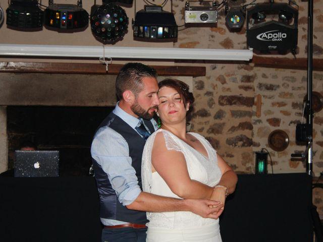 Le mariage de Mickaël et Charlotte à Tennie, Sarthe 61