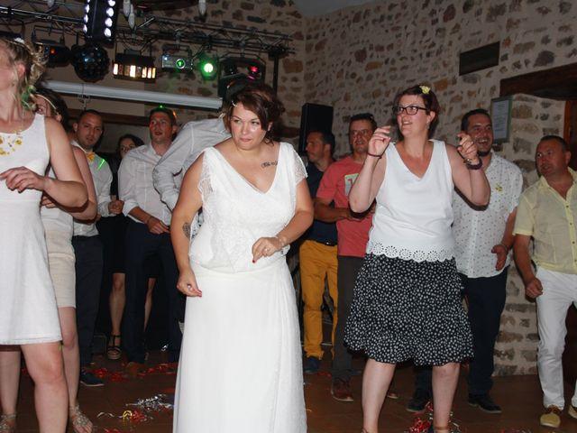Le mariage de Mickaël et Charlotte à Tennie, Sarthe 64