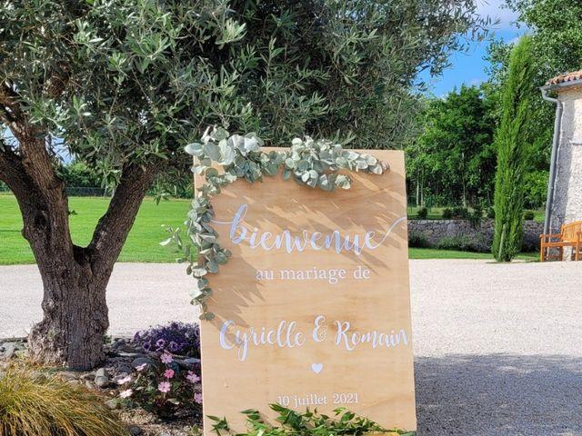 Le mariage de Romain  et Cyrielle à Pont-du-Casse, Lot-et-Garonne 1