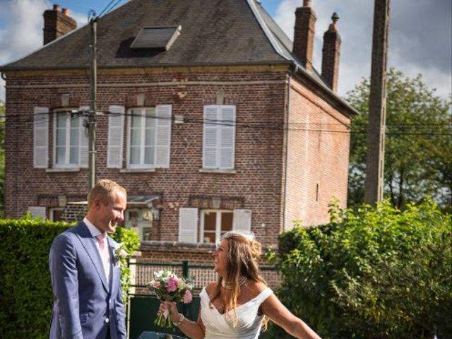 Le mariage de Gideon et Aurelie à Beauvais, Oise 38