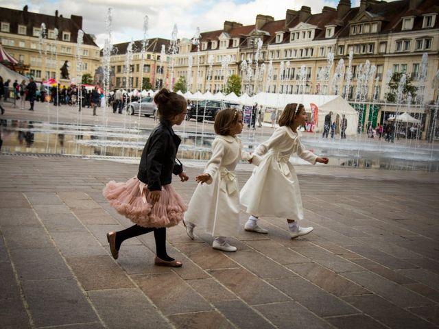 Le mariage de Gideon et Aurelie à Beauvais, Oise 55