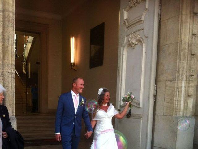 Le mariage de Gideon et Aurelie à Beauvais, Oise 84