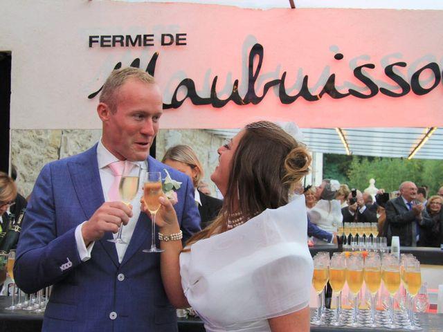 Le mariage de Gideon et Aurelie à Beauvais, Oise 92