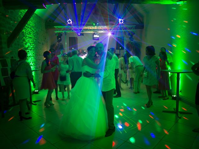 Le mariage de Khalil et Laure à Orléans, Loiret 5