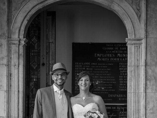 Le mariage de Khalil et Laure à Orléans, Loiret 11