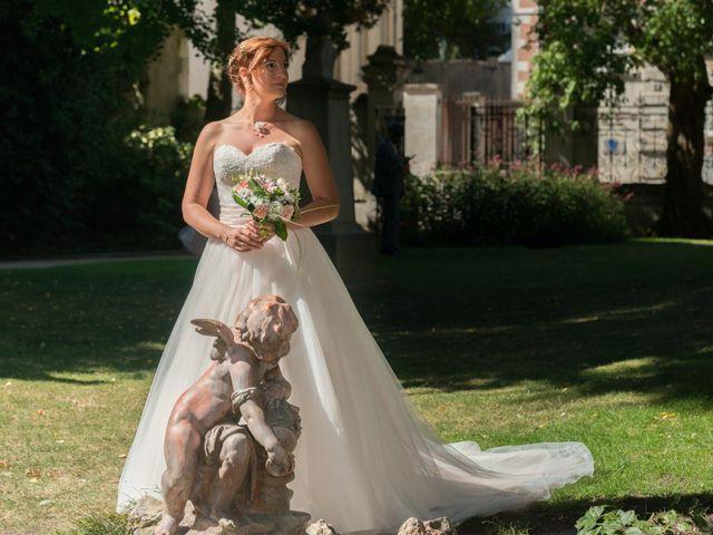 Le mariage de Khalil et Laure à Orléans, Loiret 14