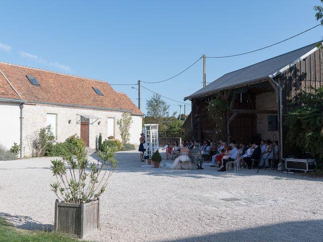 Le mariage de Khalil et Laure à Orléans, Loiret 17