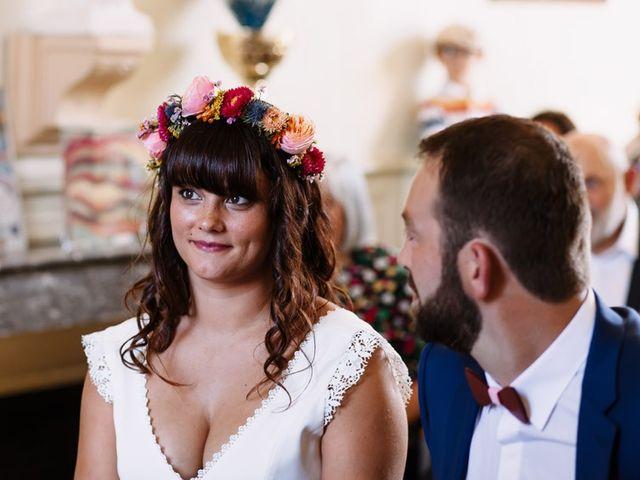 Le mariage de Nicolas et Emilie à Messanges, Landes 8