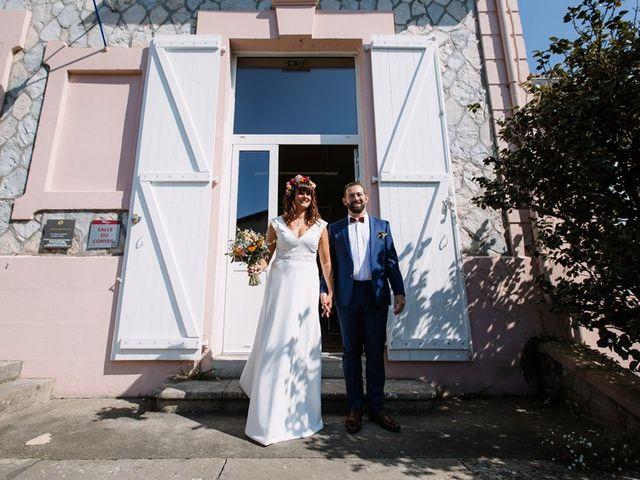 Le mariage de Nicolas et Emilie à Messanges, Landes 9