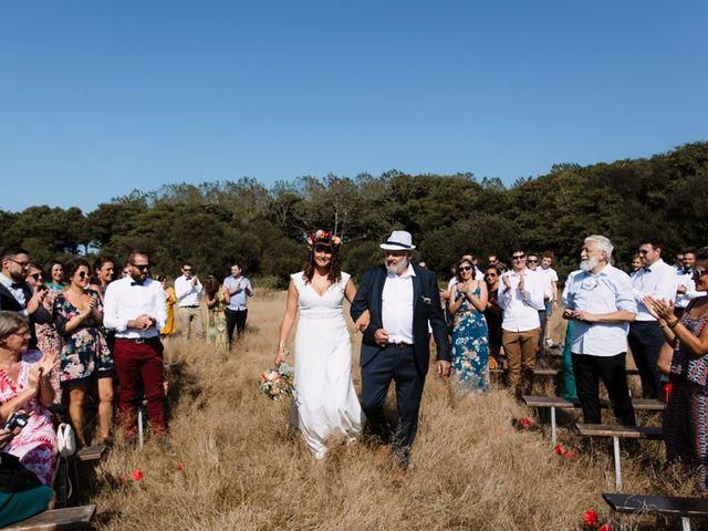 Le mariage de Nicolas et Emilie à Messanges, Landes 15