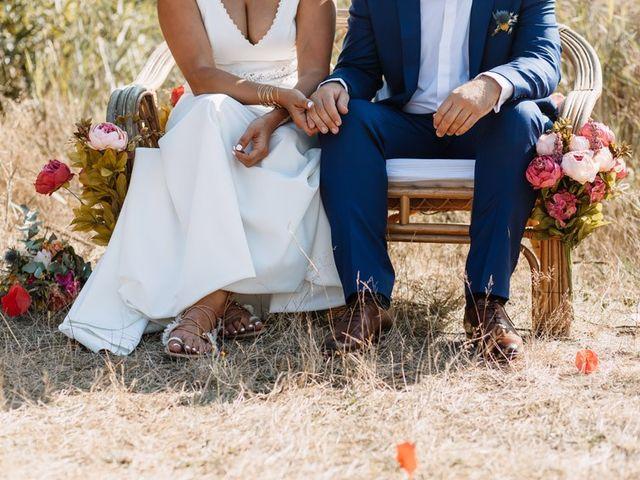 Le mariage de Nicolas et Emilie à Messanges, Landes 18