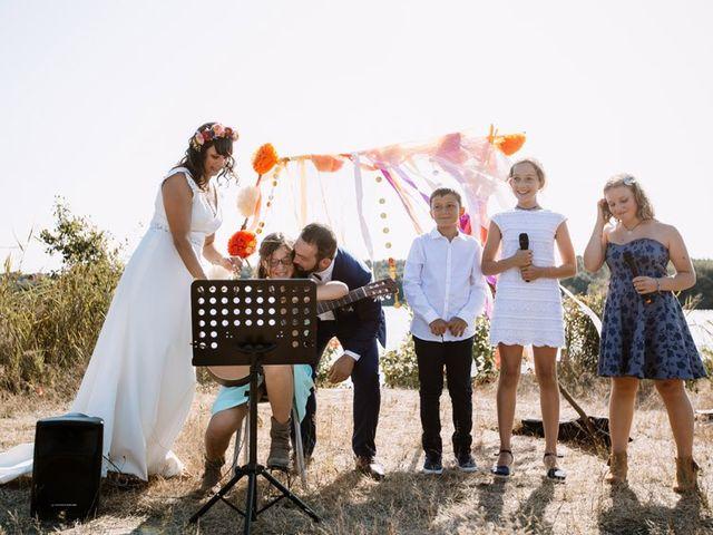 Le mariage de Nicolas et Emilie à Messanges, Landes 20