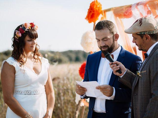 Le mariage de Nicolas et Emilie à Messanges, Landes 21