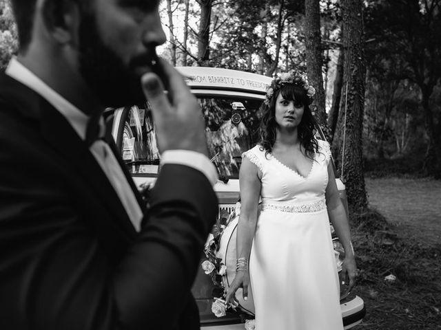 Le mariage de Nicolas et Emilie à Messanges, Landes 31