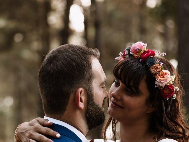Le mariage de Nicolas et Emilie à Messanges, Landes 33