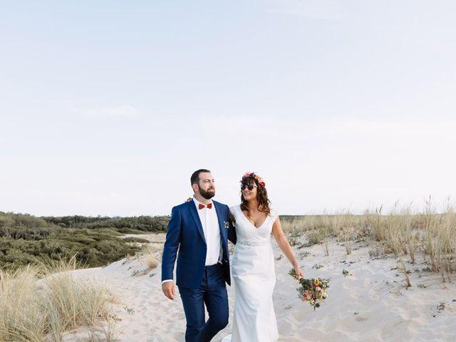 Le mariage de Nicolas et Emilie à Messanges, Landes 38