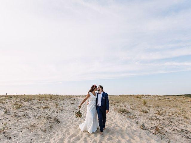 Le mariage de Nicolas et Emilie à Messanges, Landes 1
