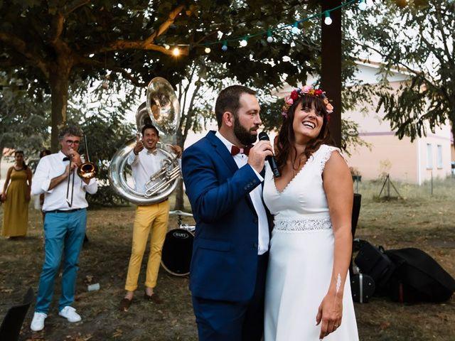 Le mariage de Nicolas et Emilie à Messanges, Landes 58