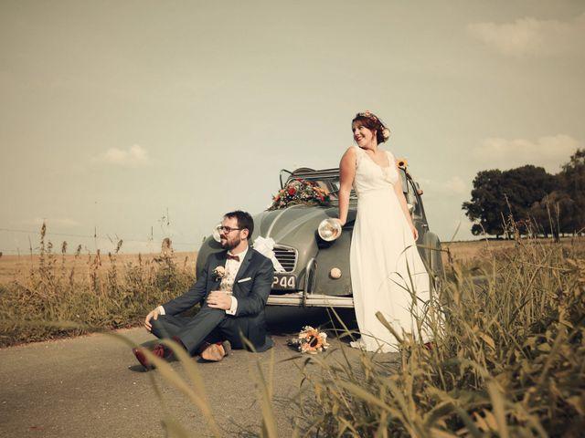 Le mariage de Lucie et Sylvain