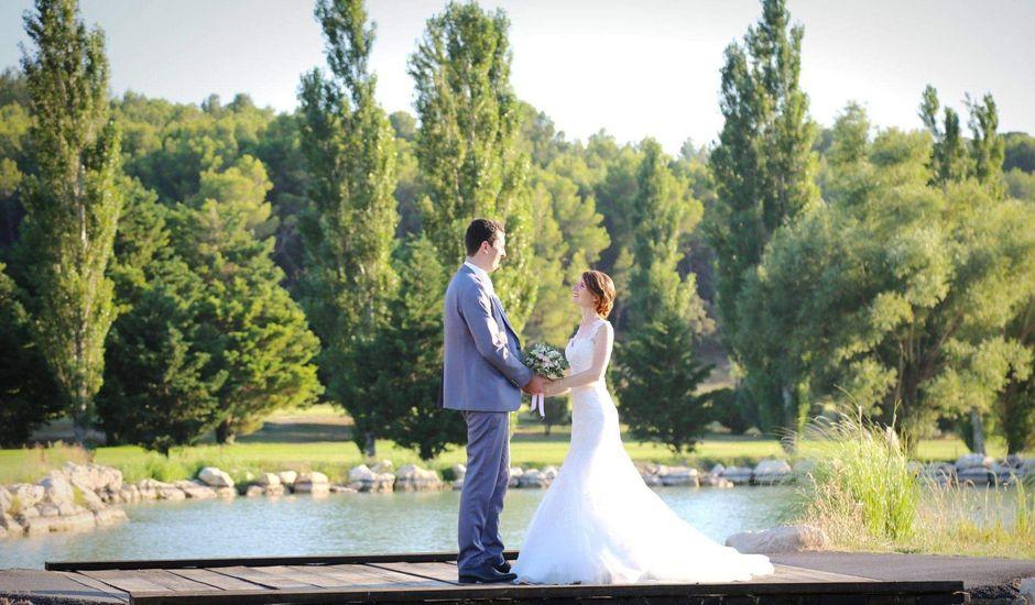 Le mariage de Pierre et Marylene à Mouriès, Bouches-du-Rhône