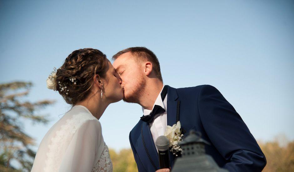 Le mariage de Alexiane et Cyril à Ancenis, Loire Atlantique