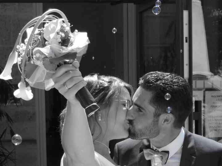 Le mariage de Charline et  Julien
