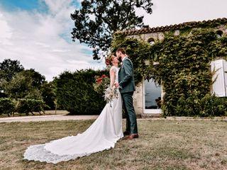Le mariage de Amandine  et Paul  2