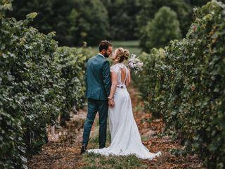 Le mariage de Amandine  et Paul  3