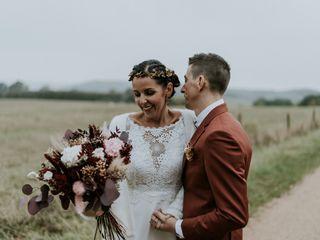 Le mariage de Marik et Ben