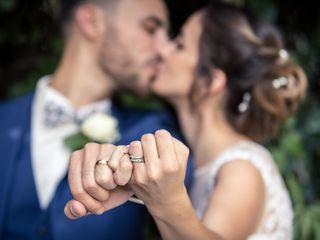 Le mariage de Nina et Clément