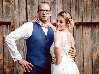 Le mariage de Julia et Micka