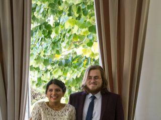 Le mariage de Laeticia et Emile 1