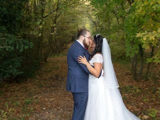 Le mariage de Laeticia et Emile