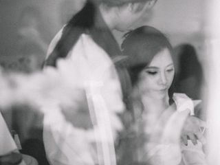 Le mariage de Lilian et Eric 1
