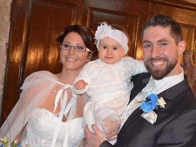 Le mariage de Julien et Rachel à Bailleau-l'Évêque, Eure-et-Loir 2