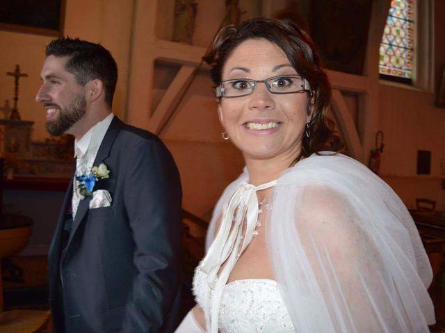 Le mariage de Julien et Rachel à Bailleau-l'Évêque, Eure-et-Loir 3