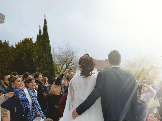 Le mariage de Julien et Rachel à Bailleau-l'Évêque, Eure-et-Loir 4