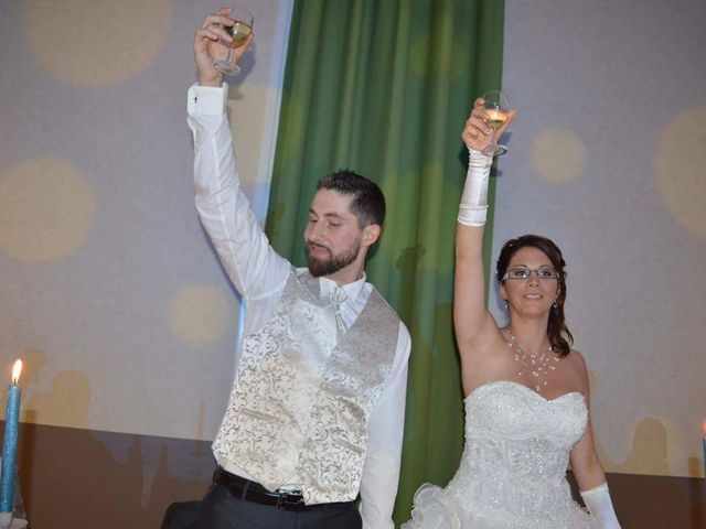 Le mariage de Julien et Rachel à Bailleau-l'Évêque, Eure-et-Loir 10