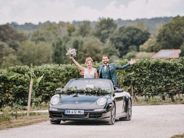 Le mariage de Paul  et Amandine  à Pompignac, Gironde 1