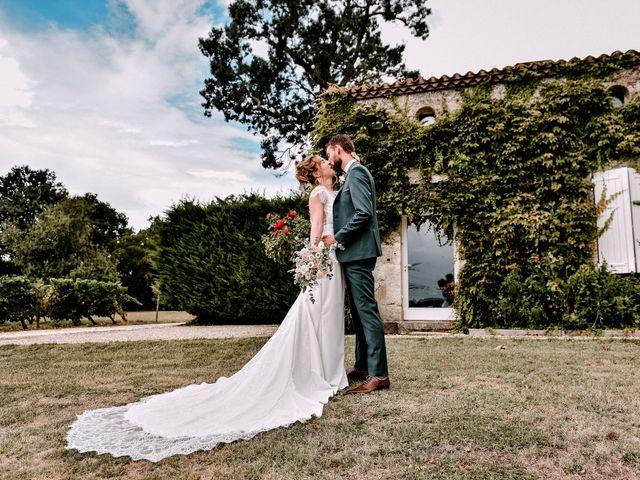 Le mariage de Paul  et Amandine  à Pompignac, Gironde 2