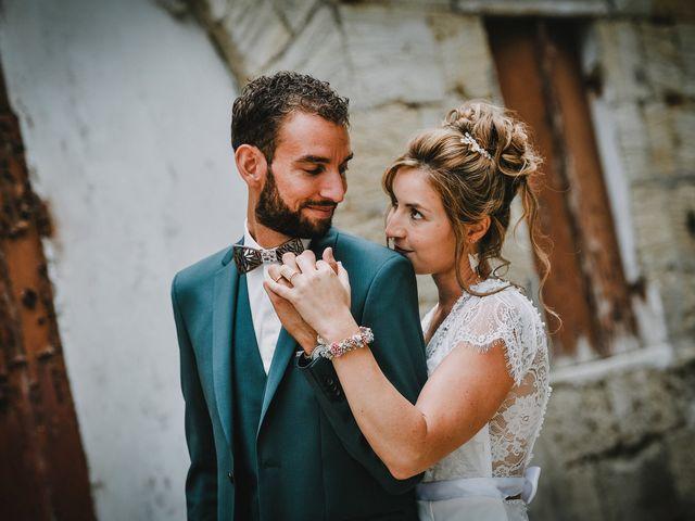 Le mariage de Paul  et Amandine  à Pompignac, Gironde 4