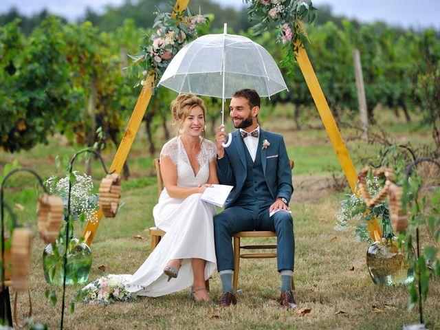 Le mariage de Paul  et Amandine  à Pompignac, Gironde 6