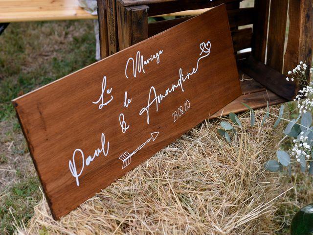 Le mariage de Paul  et Amandine  à Pompignac, Gironde 17