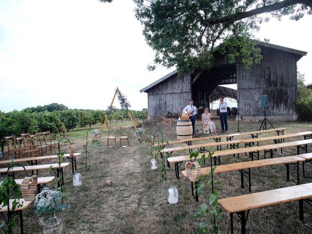 Le mariage de Paul  et Amandine  à Pompignac, Gironde 19