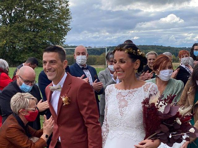 Le mariage de Ben et Marik à Bosséval-et-Briancourt, Ardennes 6