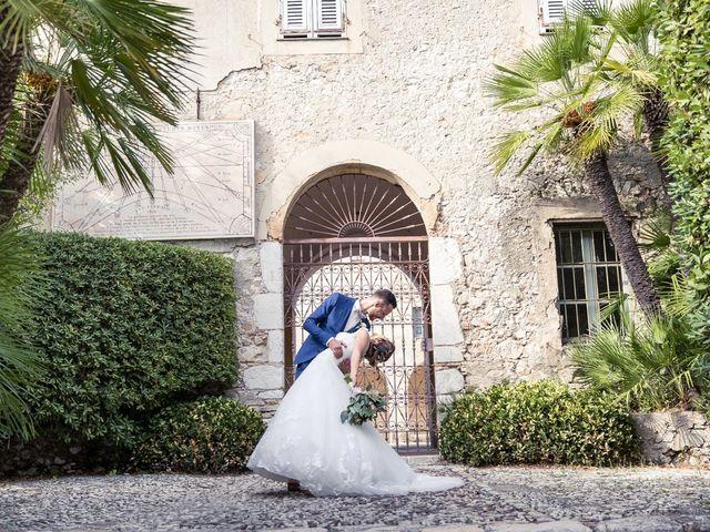 Le mariage de Clément et Nina à Saint-André, Alpes-Maritimes 31