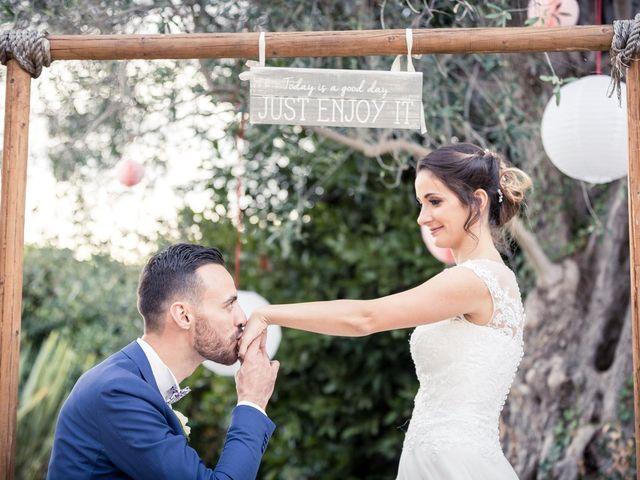 Le mariage de Clément et Nina à Saint-André, Alpes-Maritimes 1