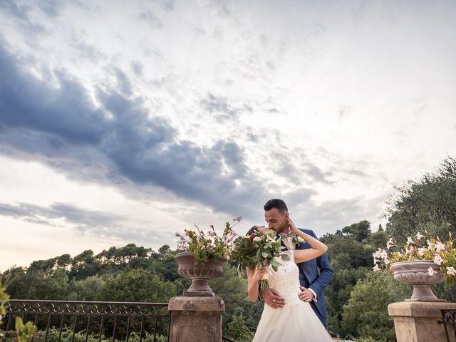 Le mariage de Clément et Nina à Saint-André, Alpes-Maritimes 42