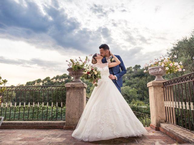Le mariage de Clément et Nina à Saint-André, Alpes-Maritimes 43